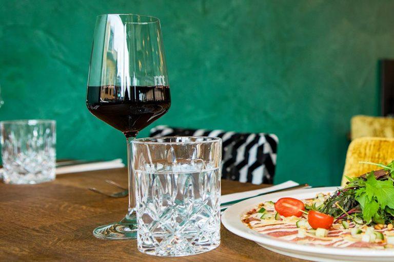 wijnkaart - wapen van kattuk - restaurant katwijk aan zee